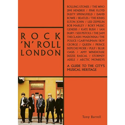 Rock 'n' Roll London book cover
