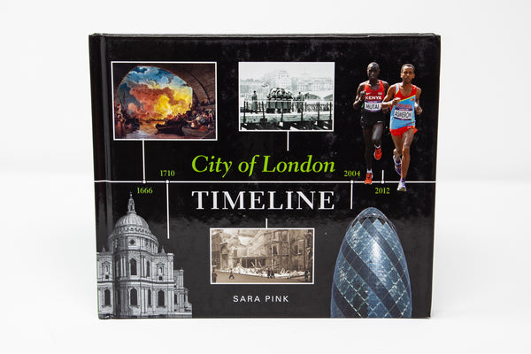 City of London Timeline
