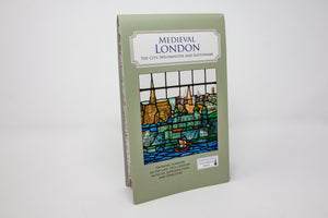 Map of Medieval London