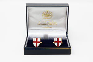 City of London Shield cufflinks