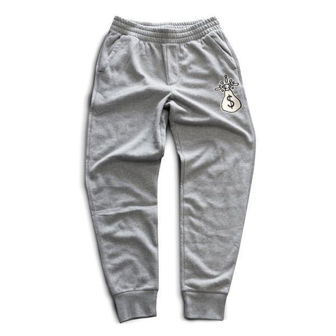 Champion Chenille Patch Money Bag Fleece Joggers