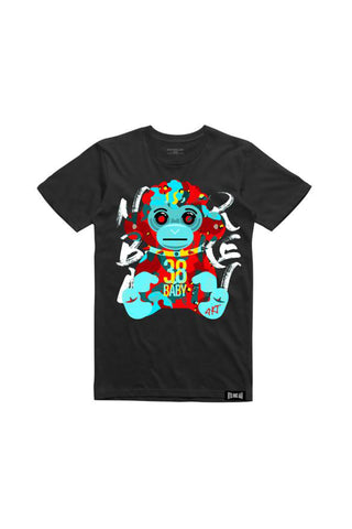 Hell Monkey T-Shirt - Black