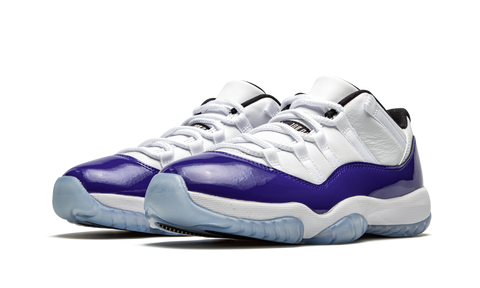 "Air Jordan 11 Low WMNS ""Concord Sketch"""