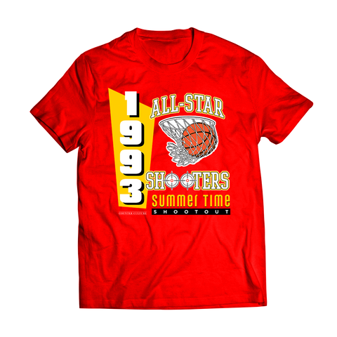 Reverse ferrari All-Star Shooter T-shirt