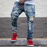 NO LOVE DENIM LIGHT WASH