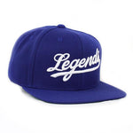 Legends Snapback- Royal Blue