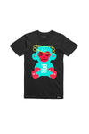 Dazed Pop Monkey T-Shirt - Black