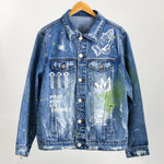 Pray Denim Jacket