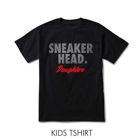 Sneaker Head Daughter - Kids