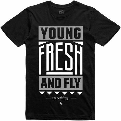 AJ4CG Young Fresh and Fly