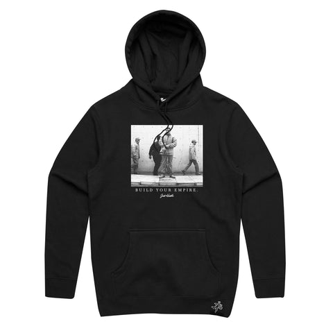 Build your Empire El Chapo Hoodie Big and Tall