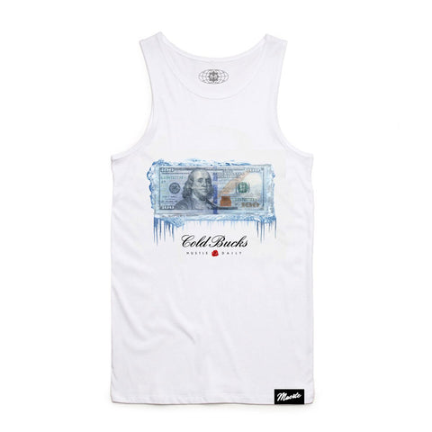 Cold Bucks tank top