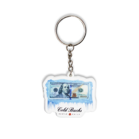 Keychain - Cold Bucks