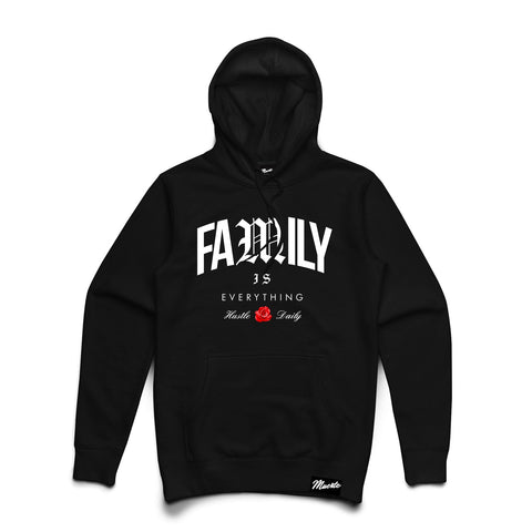 FAMILY is EVERYTHING Hoodie Big and Tall