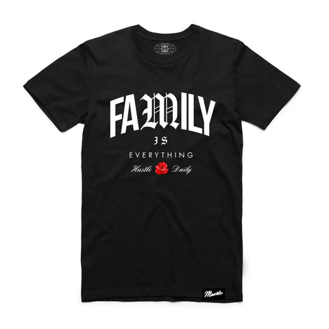 Family is Everything Tee Big and Tall