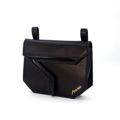 Apolinar Leather Belt Bag
