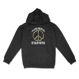 Praying for peace hoodie