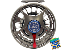 SEIGLER FLY REELS, ICAST BEST IN SHOW FLY REEL, LEVER DRAG FLYFISHING REEL MADE FOR SALTWATER . MADE IN VIRGINIA BEACH, VIRGINIA . BIG GAME FLY REELS BUILT FOR THE WILD.