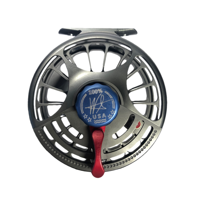 Seigler fly reels are the best performing saltwater reels on the market. Seigler fly reels innovative design, Lever drag fly reel features drag control, Seigler reels Winner of iCast Best Fly Reel 2019 with new SF (Small Fly).