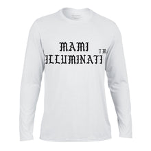 Load image into Gallery viewer, Mami Illuminati long sleeve t-shirt