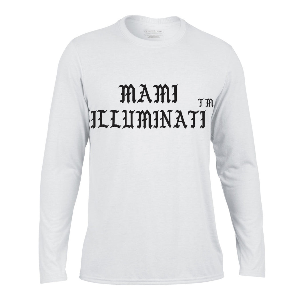 Mami Illuminati long sleeve t-shirt