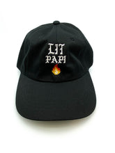 Load image into Gallery viewer, Lit Papi Dad Hat - Litpapi