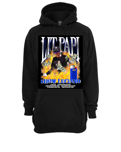 Lit Papi Official hoodie