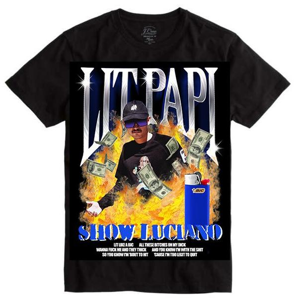 LIT PAPI Official T-Shirt