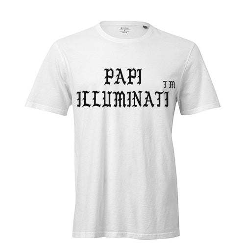 Papi Illuminati short sleeve t-shirt - Litpapi