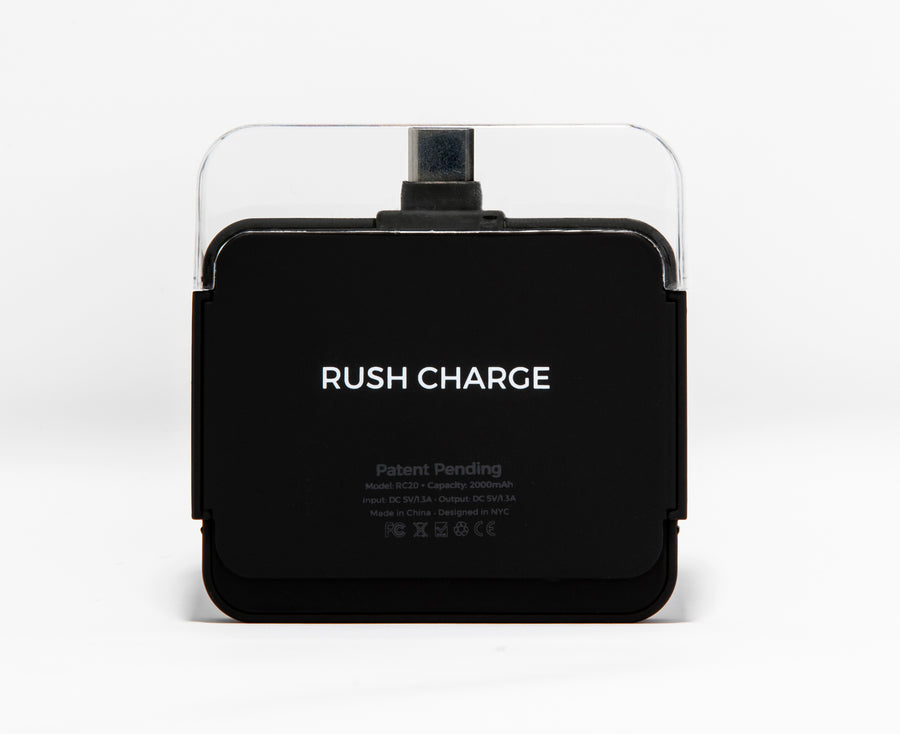 Rush Charge RC20  (USB-Type C)