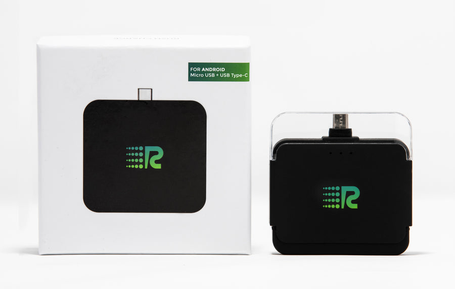 Rush Charge Air (Android Micro USB) Black