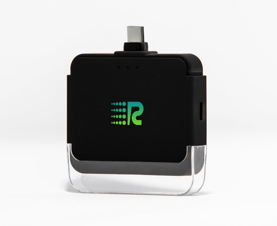 Rush Charge Air (Android USB-C) Battery Pack Black
