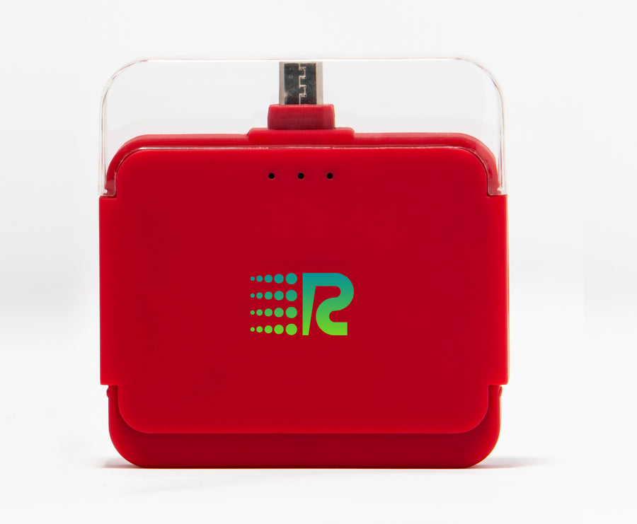 Rush Charge Air (Android Micro USB) Red