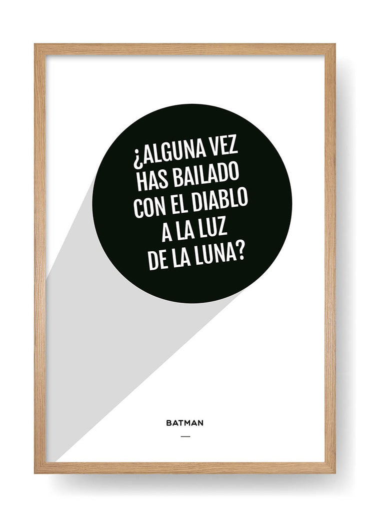 ¿Alguna vez has bailado...? (Batman Returns)