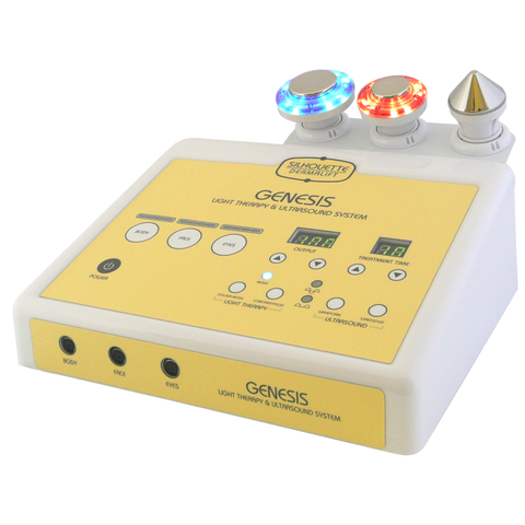 Genesis - Ultrasound & LED Light Therapy Machine