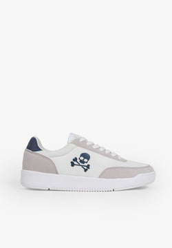 SNEAKERS CALAVERA LATERAL