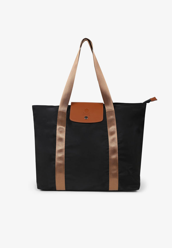 BOLSO SHOPPER PLEGABLE