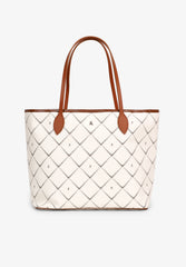 BOLSO SHOPPER ROMBOS