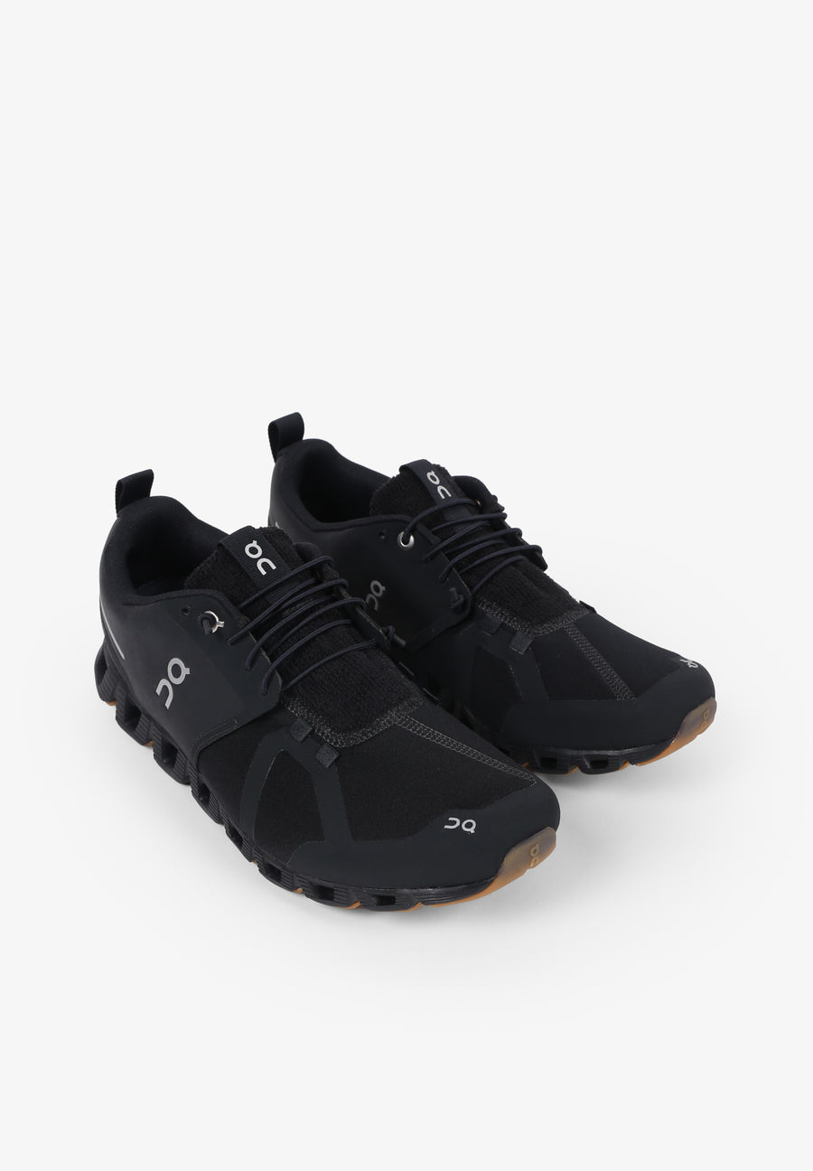 SNEAKERS NEGRAS CLOUD TERRY