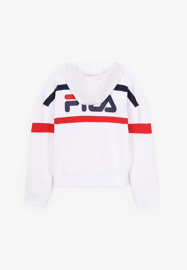 SUDADERA CAPUCHA COLOR BLOCK