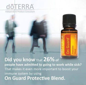 On Guard Protective Blend by doTERRA with 100% Pure Essential Oils