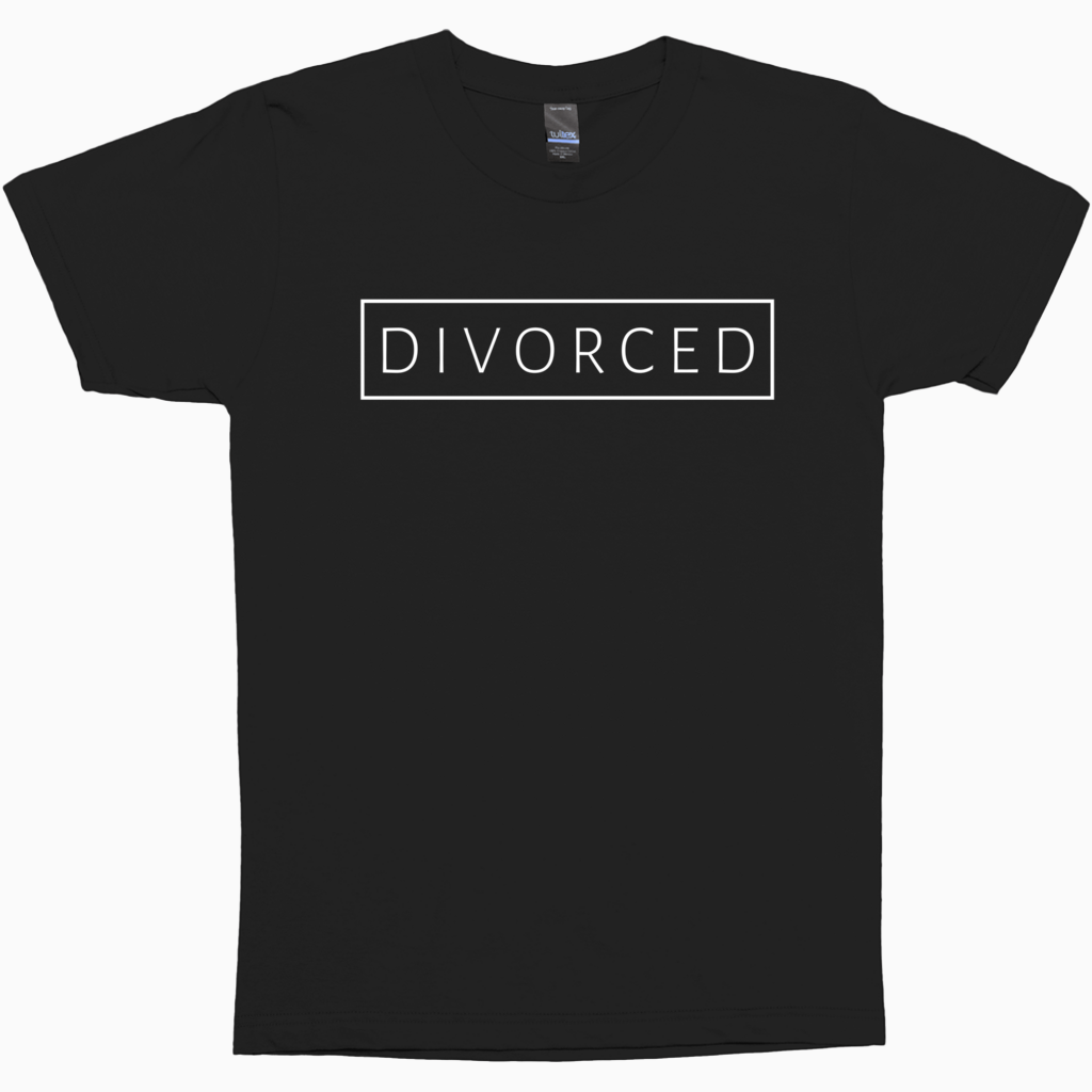 DIVORCED Shirt - Dearly Divorced