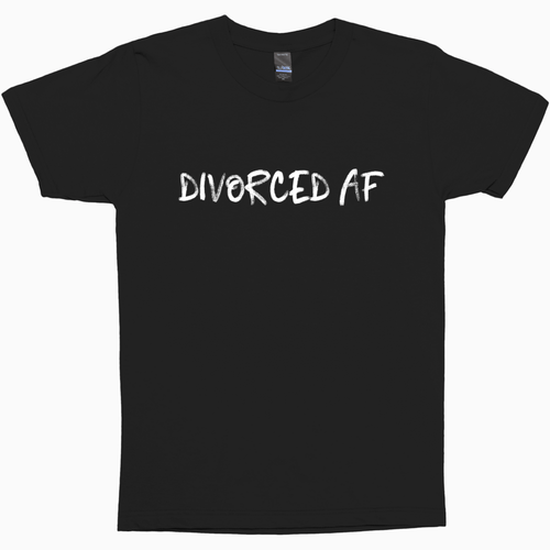 Divorced AF Shirt - Dearly Divorced
