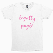 Load image into Gallery viewer, Legally Single Shirt - Dearly Divorced