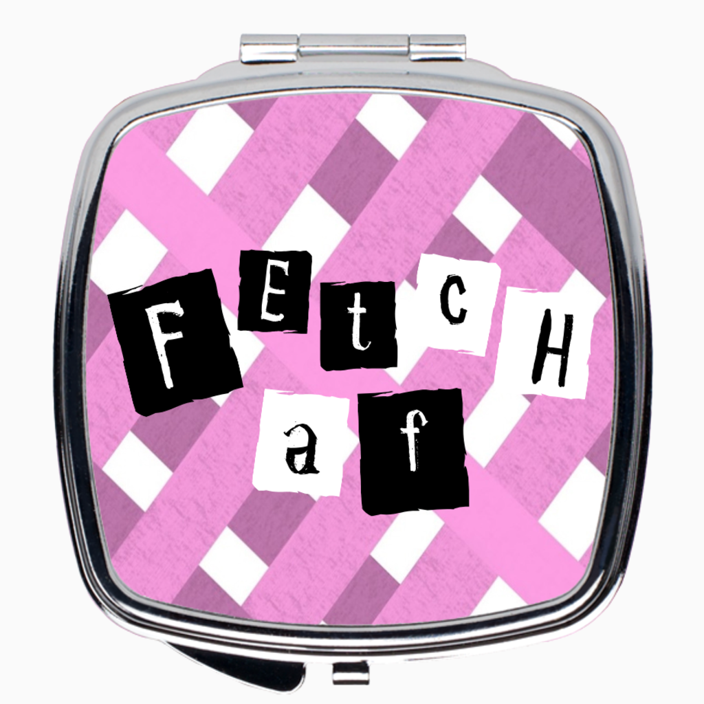 So Fetch Compact Mirror - Dearly Divorced
