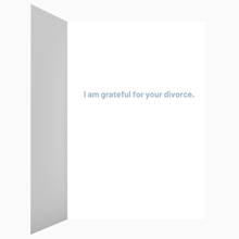 Load image into Gallery viewer, Sugar Free Card - Dearly Divorced