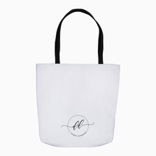 Load image into Gallery viewer, Late but Pretty Tote Bag - Dearly Divorced