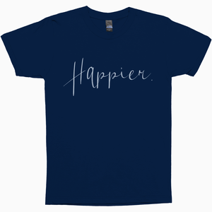 Happier Shirt - Dearly Divorced