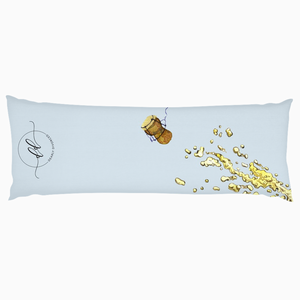 POP the Bubbly Body Pillow - Dearly Divorced