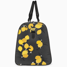 Load image into Gallery viewer, Lemon Travel Bag - Dearly Divorced